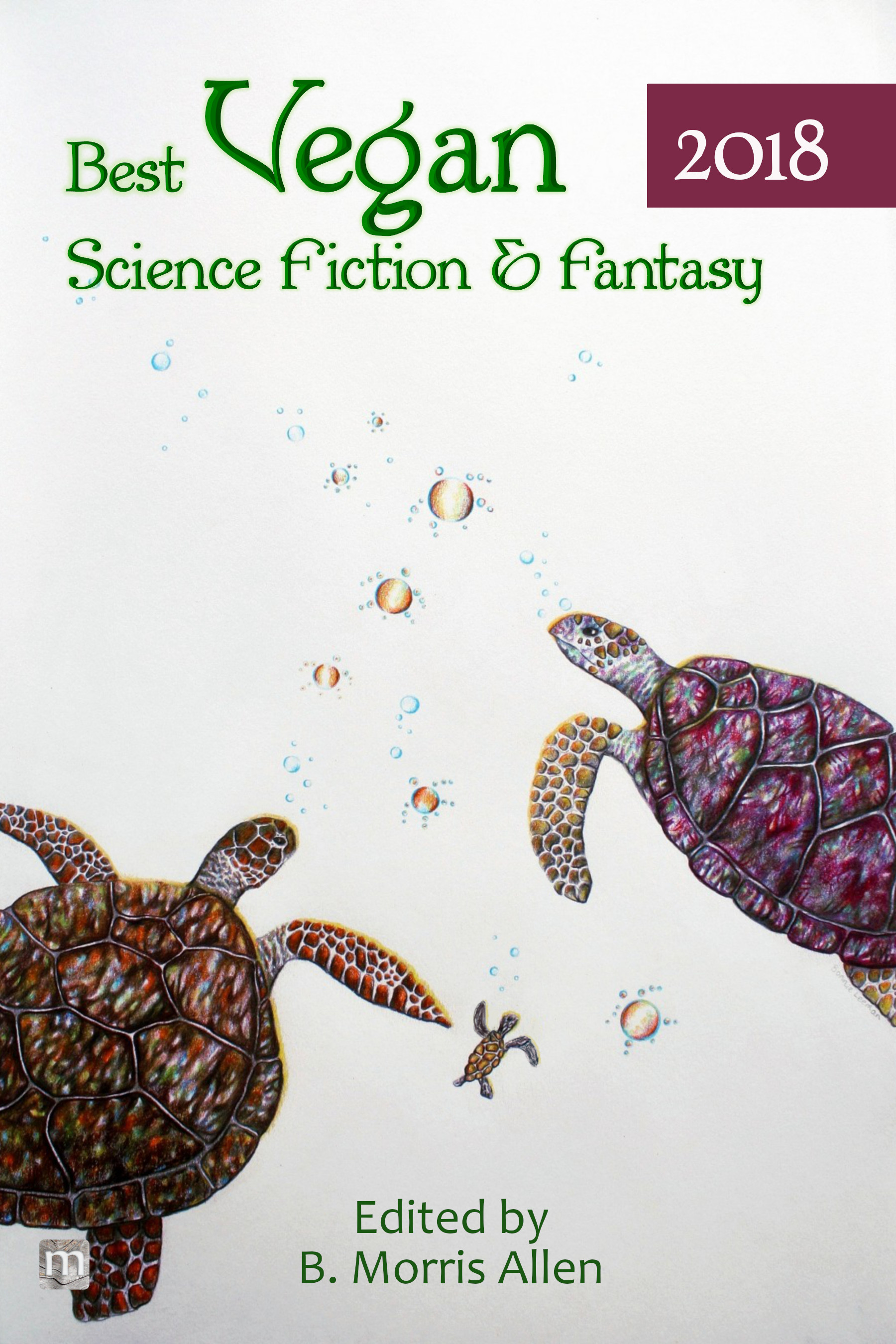 Best Vegan Science Fiction & Fantasy of 2018